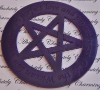 Wiccan Coaster